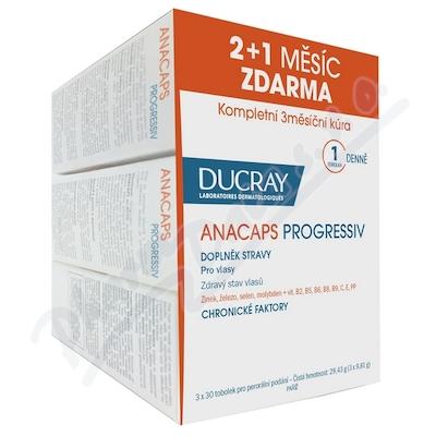 DUCRAY Anacaps Progressiv-chronic.vyp.vlasů tob.90