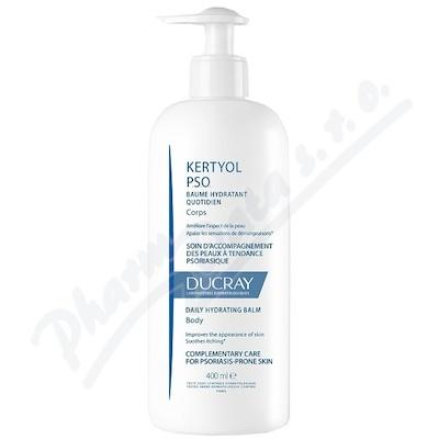 DUCRAY Kertyol PSO Hydratační balzám na tělo 400ml