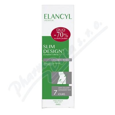 ELANCYL Slim Design Zeštíhlující péče 200ml DUO