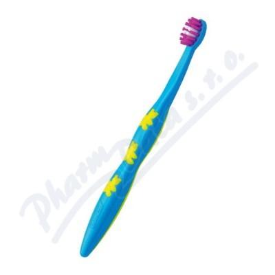 Elmex zubní kartáček dětský cvičný (0-3)+ZP 9.4ml