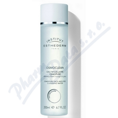 ESTHEDERM Osmopure face & eyes cleans.water 200ml