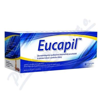 Eucapil amp.30 prostř.proti vypadávání vlasů