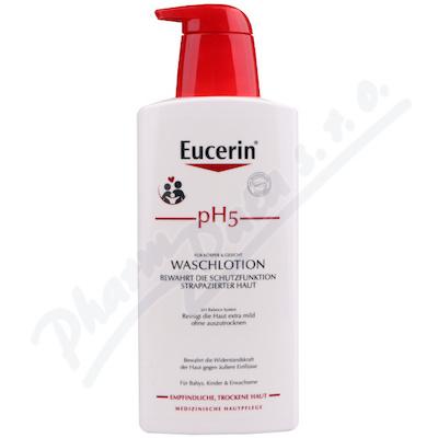 EUCERIN pH5 Sprchová emulze 400ml