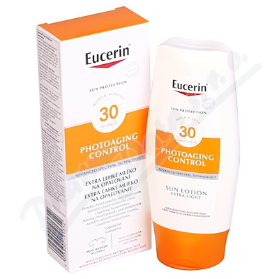 EUCERIN SUN Mléko op. Photoaging SPF30 150ml_2018