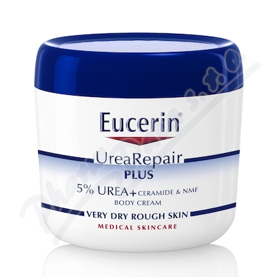 EUCERIN UreaRepair PLUS tělový krém 5% Urea 450ml