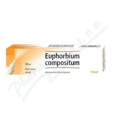 EUPHORBIUM COMPOS.-HEEL NASEN.L SPR NAS 1X20ML