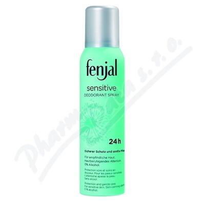 FENJAL Sensitive Deo sprej suchý 150ml