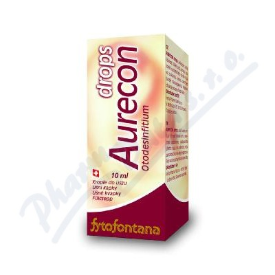 Fytofontána Aurecon drops 10ml