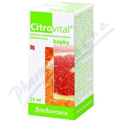 Citrovital kapky 25ml