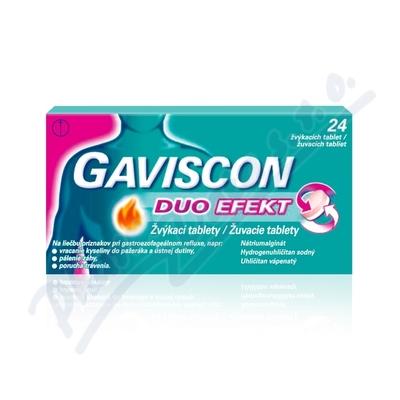 GAVISCON DUO EFEKT