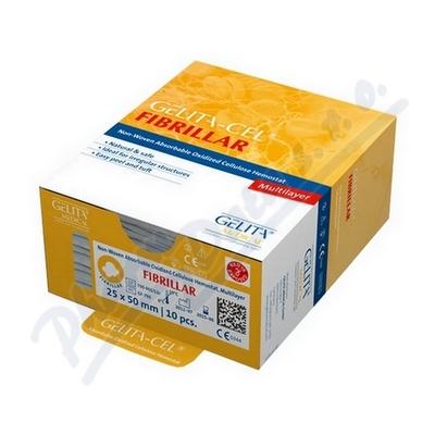 GelitaCel Fibrillar GF-705 25x50mm 10ks