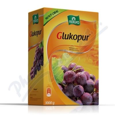 Glukopur hroznový cukr plv.1000g