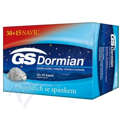GS Dormian cps.30+15 akce podzim 2008