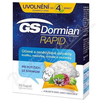 GS Dormian Rapid cps.20