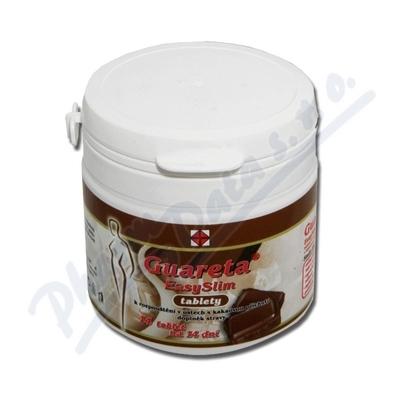 Guareta EasySlim tablety s příchutí kakaa tbl.14