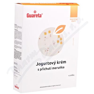Guareta Jogurt.krém s příchutí meruňky 3x54g