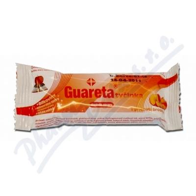 Guareta tyčinka s příchutí broskev 44g