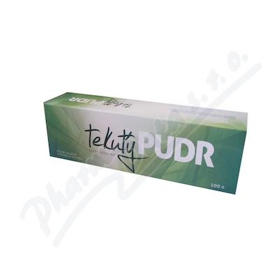 Tekutý pudr stabiliovaný 100g Herbacos (tuba)