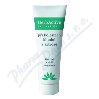 HERBACTIVE-gel při bolestech kloubů 50ml PAVES