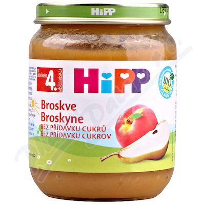 HIPP OVOCE broskve 125g CZ4202