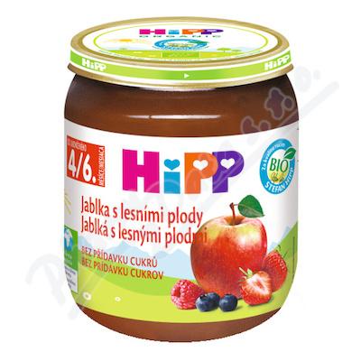 HIPP OVOCE jablka s lesními plody 125g CZ4203