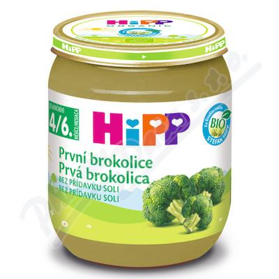HIPP ZELENINA rýže s brokolicí 125g CZ4012
