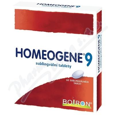 HOMEOGENE 9 TBL 60