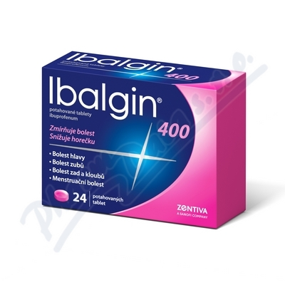 IBALGIN 400