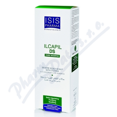 ILCAPIL DS šampon proti lupům 150ml