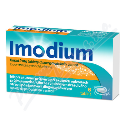 IMODIUM RAPID