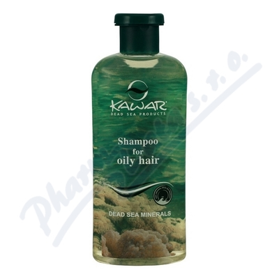 Kawar Šampon pro mastné vlasy 400 ml