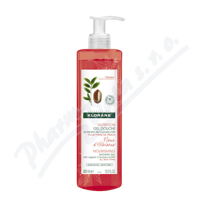 KLORANE Body Care Sprchový gel Hibiscus 400ml