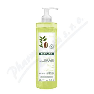 KLORANE Body Care Sprchový gel Yuzu 400ml