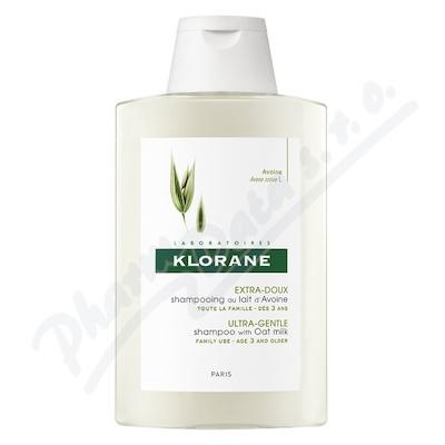 KLORANE Avoine shamp. 200ml - ovesné mléko