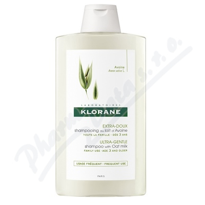 KLORANE Shampooing Avoine 400ml
