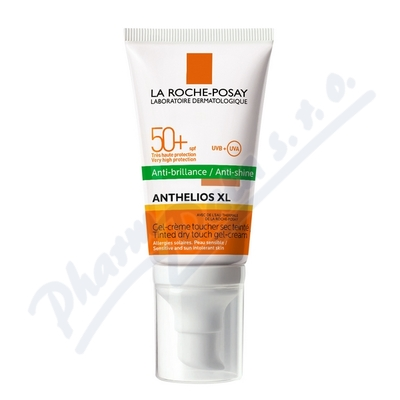 LA ROCHE ANTHELIOS gel krém zabarv.50+ 50ml