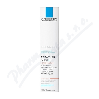 LA ROCHE Effaclar DUO+ Tinted light 40 ml