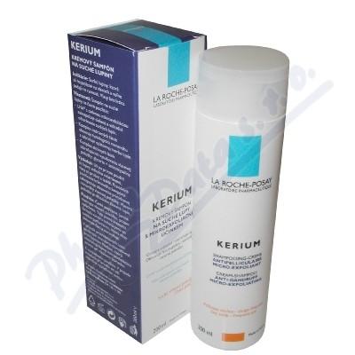 LA ROCHE Kerium krémový šampon suché lupy 07166481