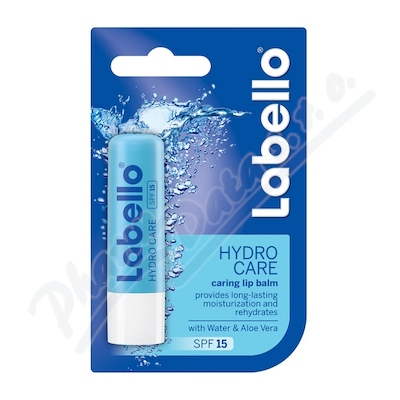 LABELLO HYDROCARE tyčinka na rty 4.8g č.85090