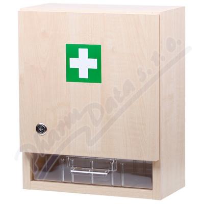 Lékárnička - nástěn.s náplní do 20osob-ZM20