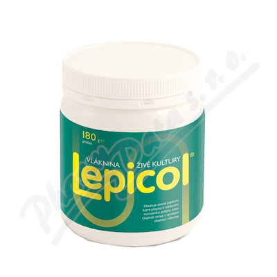 Lepicol pro zdrava streva 180g