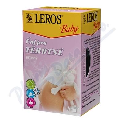 LEROS BABY Čaj pro těhotné ženy 20x2g n.s.