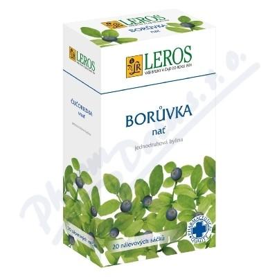 LEROS Borůvka - nať 20x1.5g n.s.