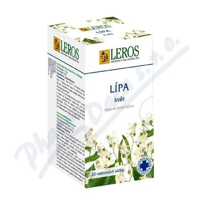 LEROS Lípa květ - Lipový čaj n.s.20x1.5g