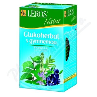 LEROS Natur Pro diabetiky s gymnemou n.s.20x1g