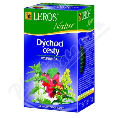 LEROS Natur nachlazení a chřipka 20x1.5g n.s.