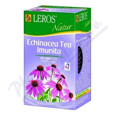 LEROS Natur Echinacea Tea Imunita 20x2g n.s.
