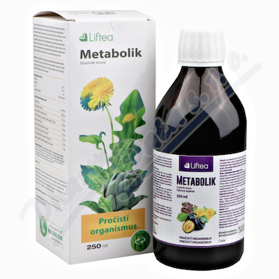 LIFTEA Metabolic 250ml