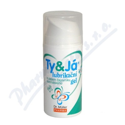 Lubrikač.gel Ty&Já Tea Tree Oil 100ml Dr.Mller