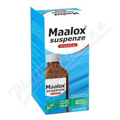 MAALOX SUSPENZE